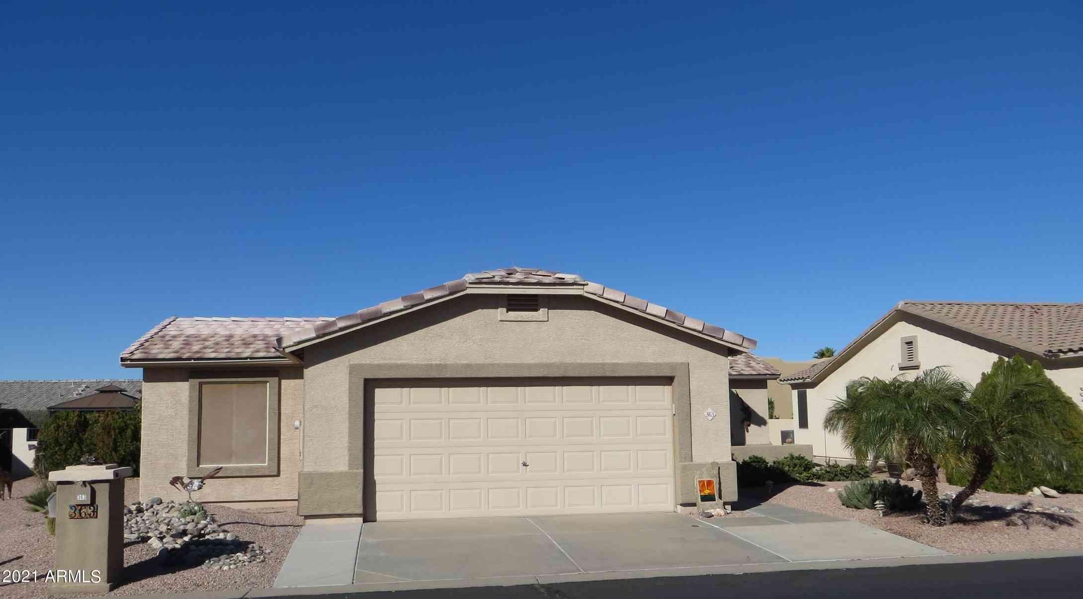 2101 S MERIDIAN Road #363, Apache Junction, AZ, 85120,