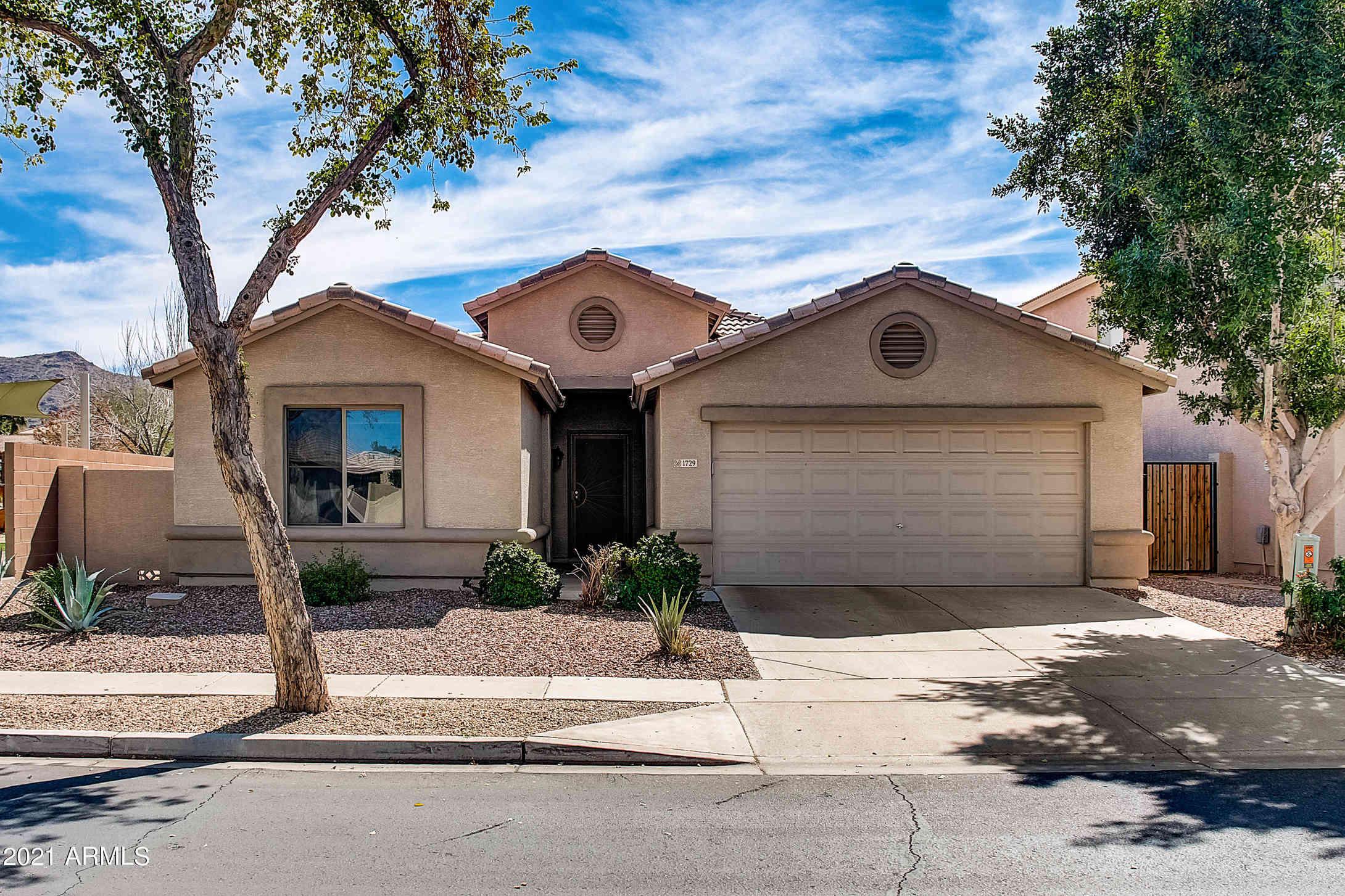 1729 E BEAUTIFUL Lane, Phoenix, AZ, 85042,