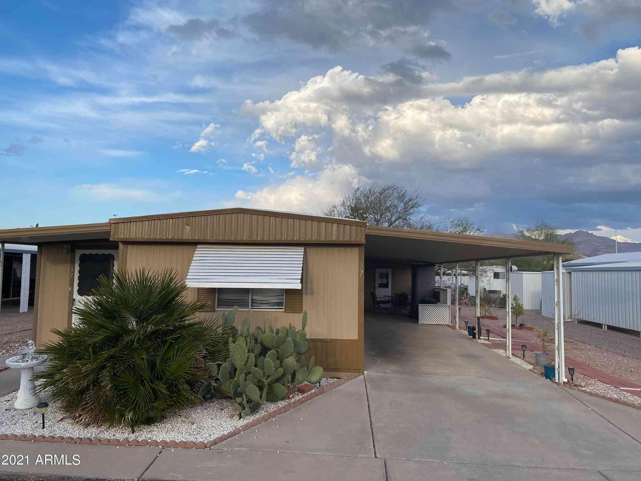 3405 S TOMAHAWK Road #37, Apache Junction, AZ, 85119,