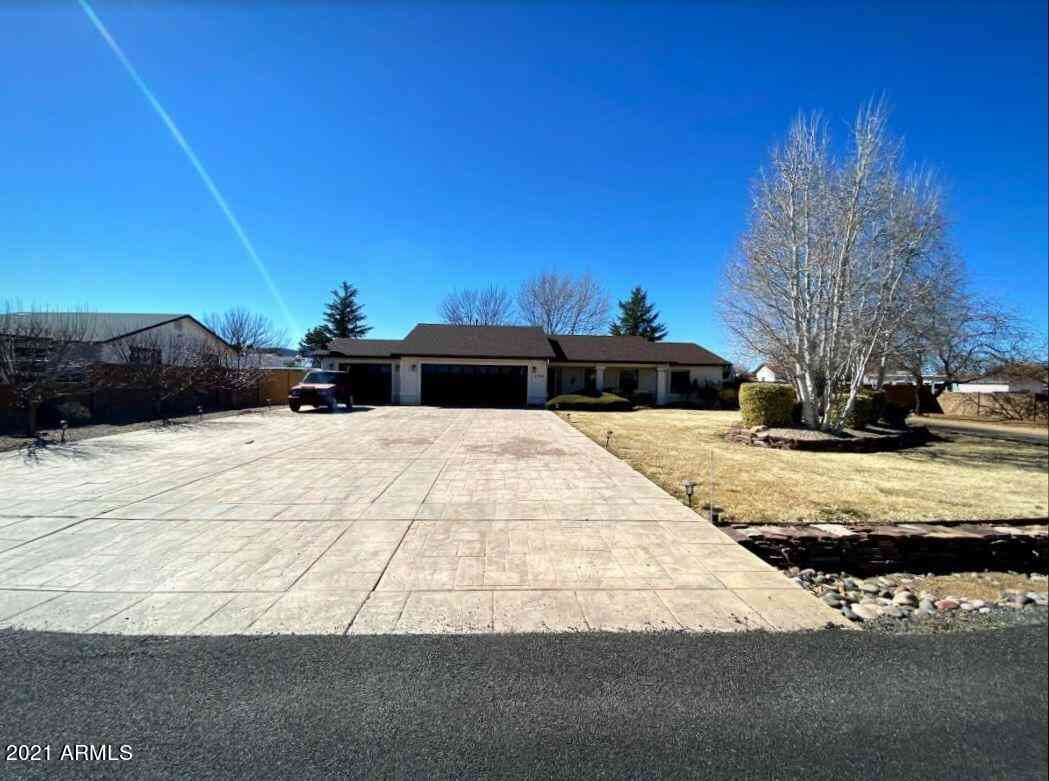 4780 N TONTO Way, Prescott Valley, AZ, 86314,