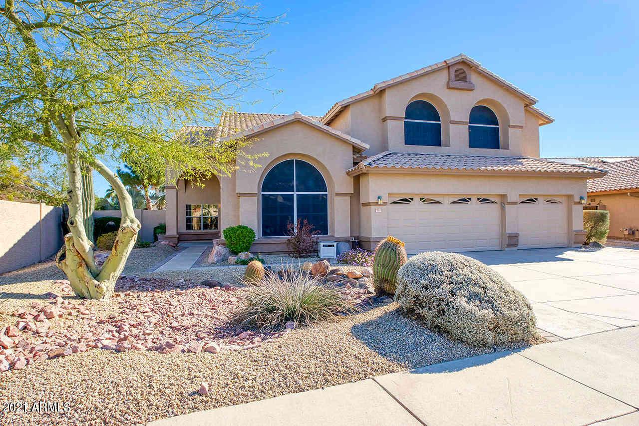 7865 W KRISTAL Way, Glendale, AZ, 85308,
