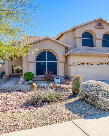 7865 W KRISTAL Way Glendale, AZ, 85308