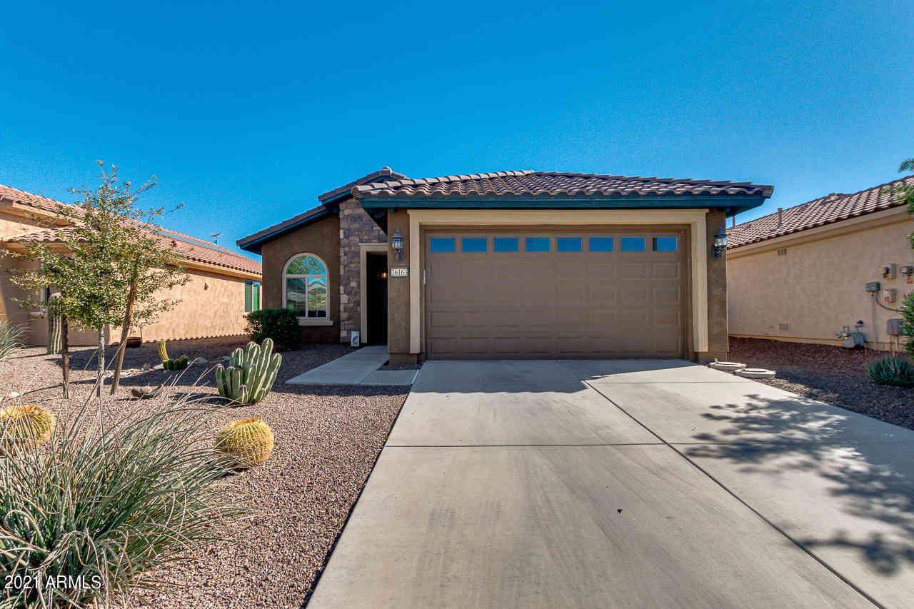 26163 W VIA DEL SOL Drive, Buckeye, AZ, 85396,