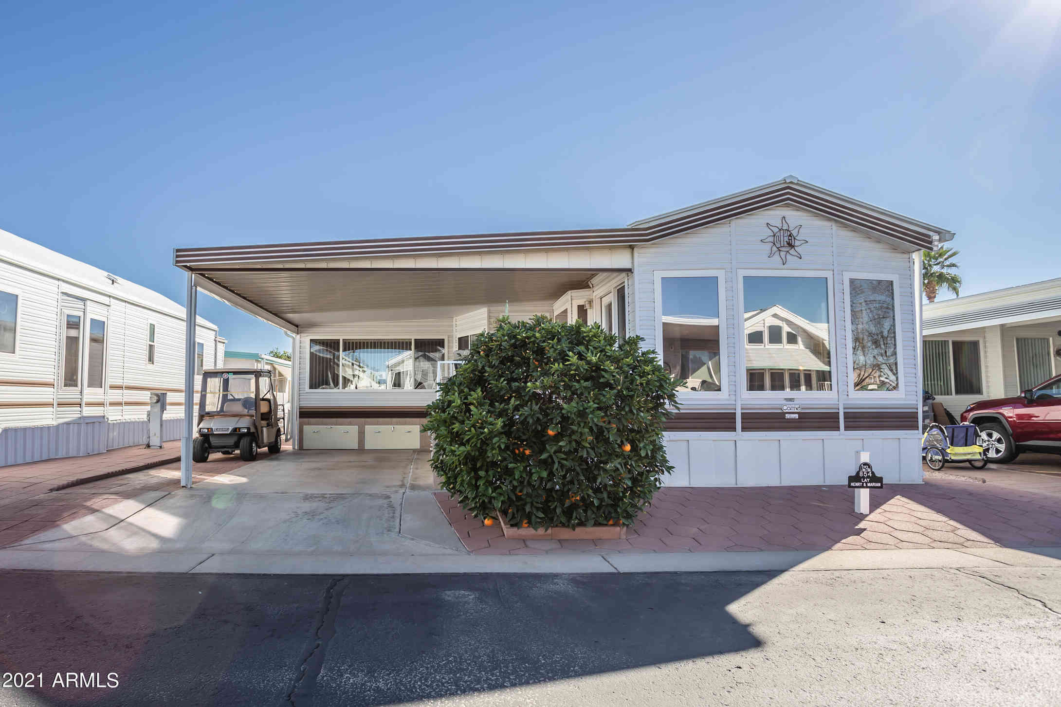 7750 E BROADWAY Road #854, Mesa, AZ, 85208,