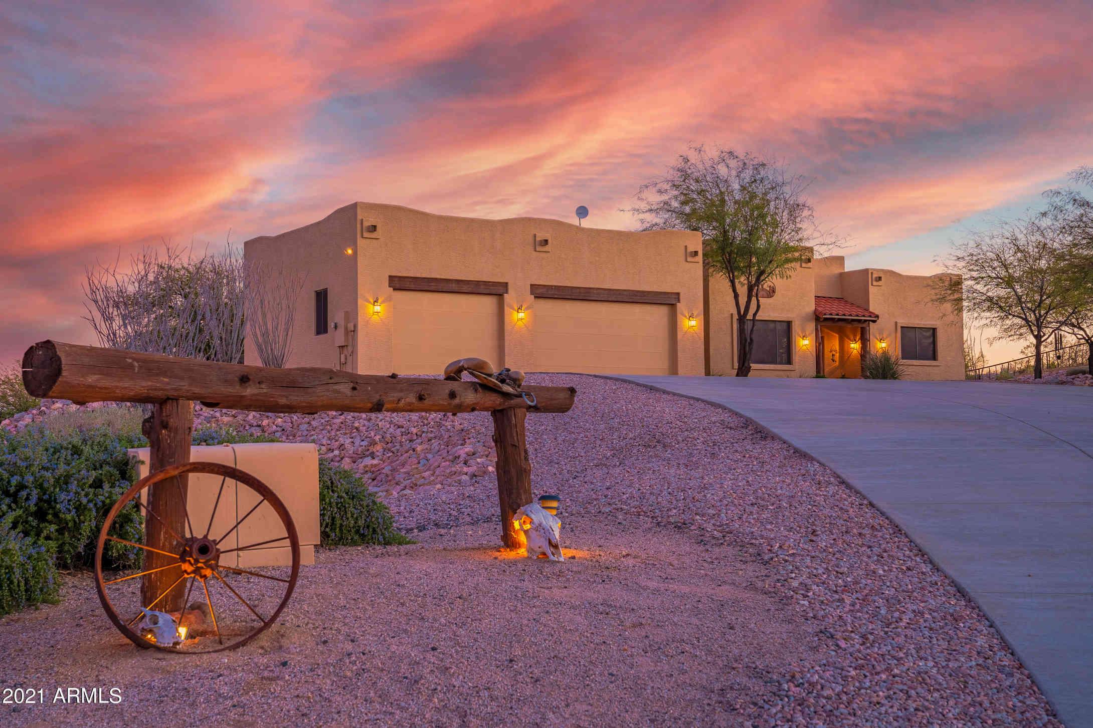 20785 W CATTLE IRON Drive, Wickenburg, AZ, 85390,