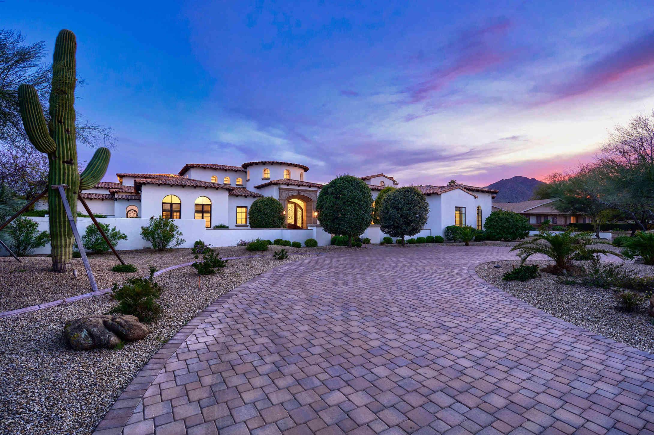 6809 E Valley Vista Lane, Paradise Valley, AZ, 85253,