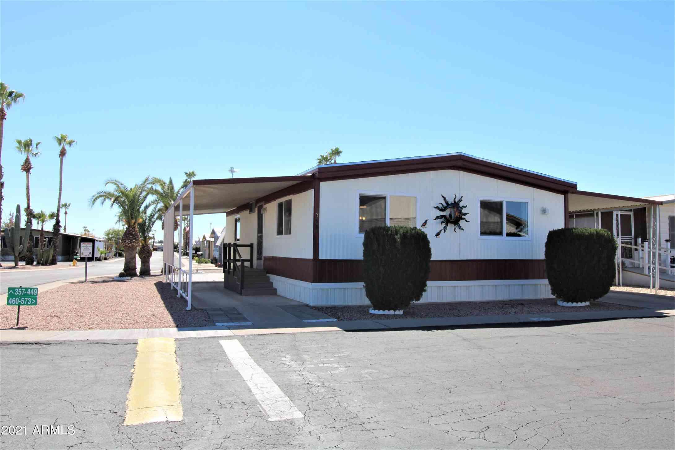 4065 E University Drive #358, Mesa, AZ, 85205,