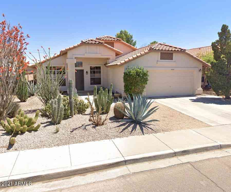 14847 S 46TH Street, Phoenix, AZ, 85044,