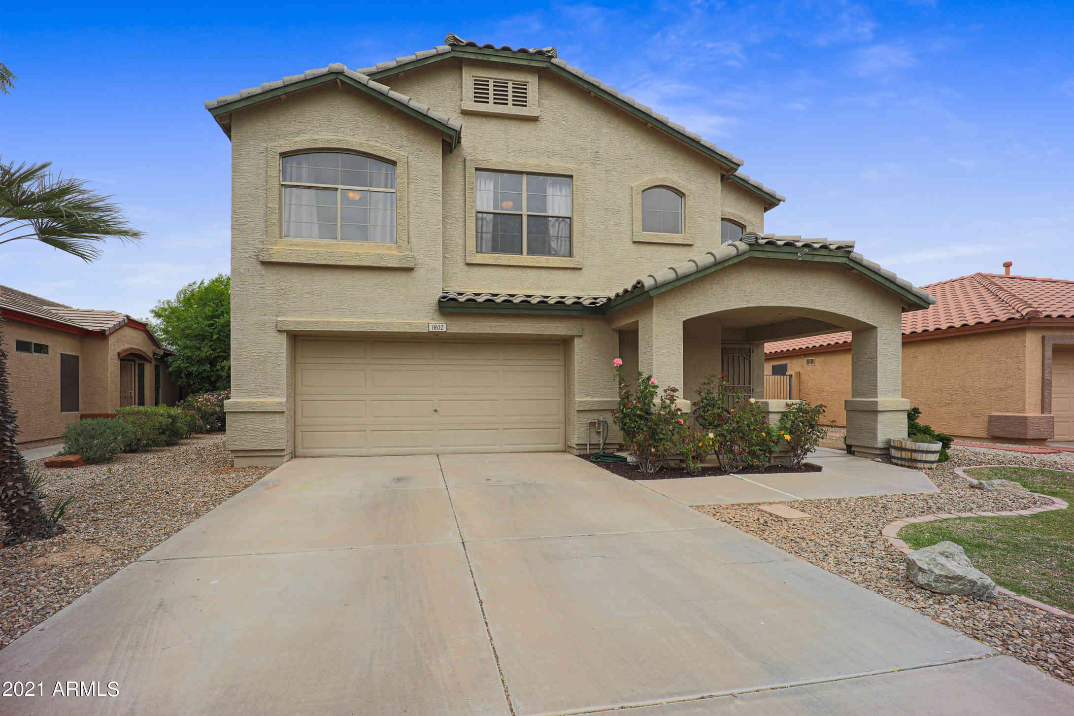 1802 E MILKY Way, Gilbert, AZ, 85295,