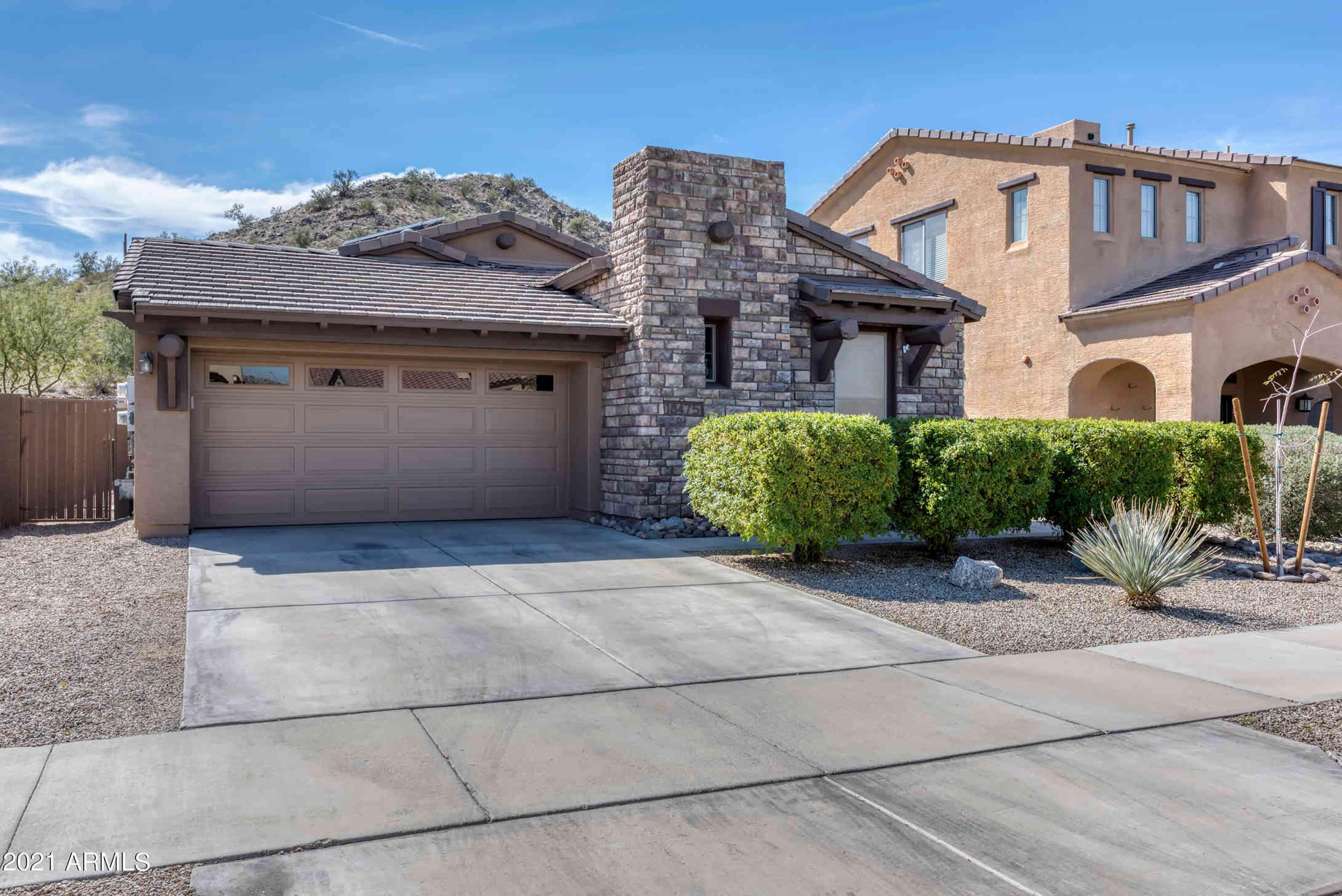 18475 W VERDIN Road, Goodyear, AZ, 85338,