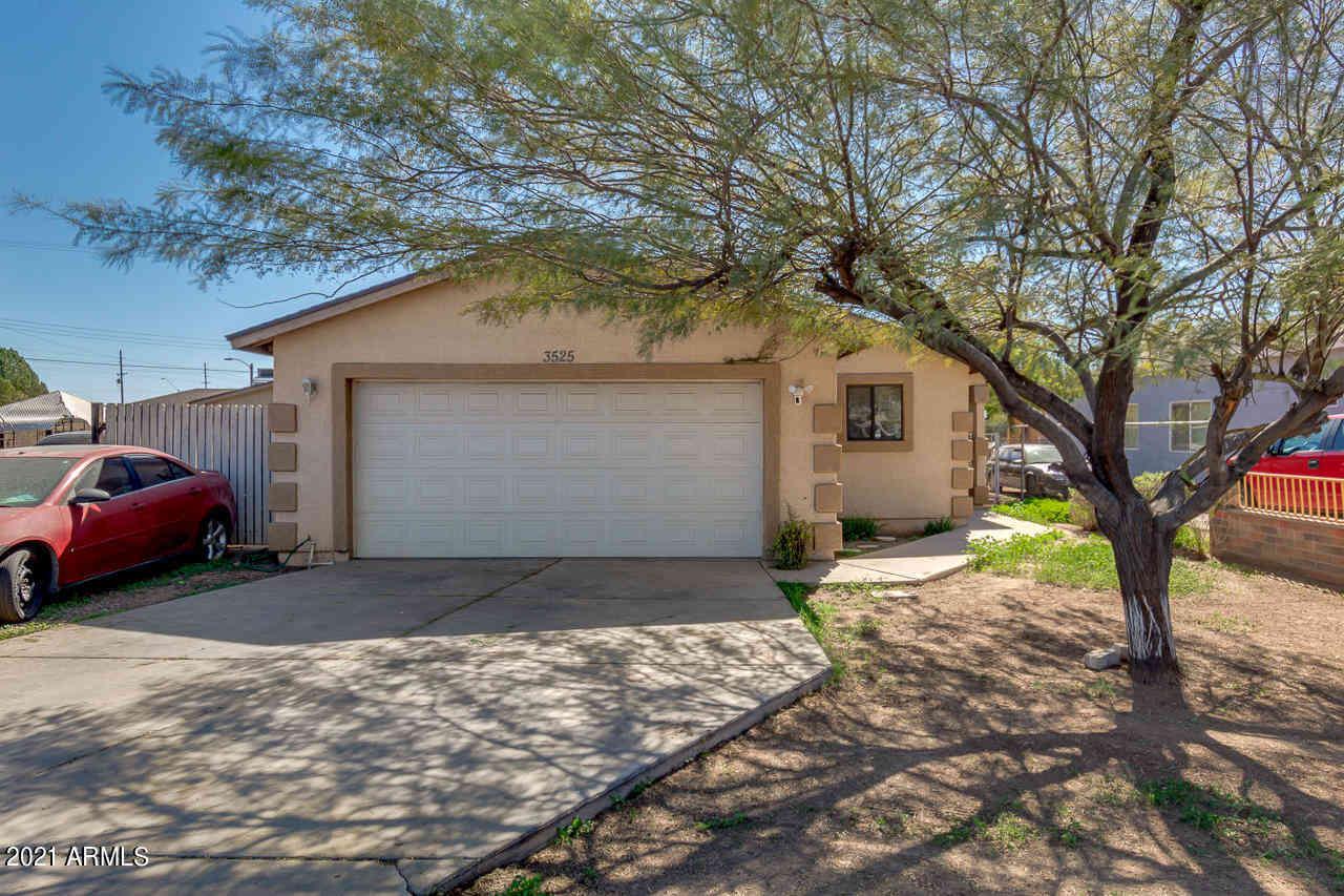 3525 W MELVIN Street, Phoenix, AZ, 85009,