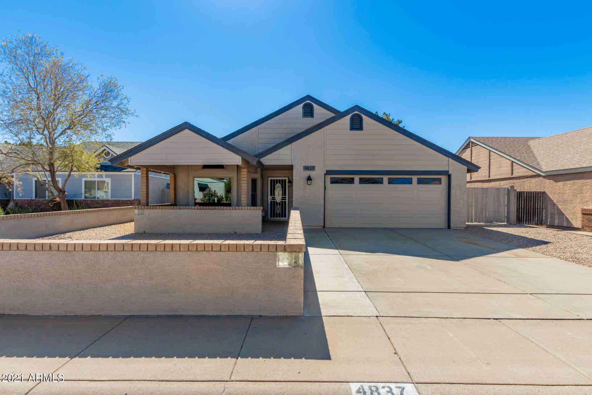 4837 W JULIE Drive, Glendale, AZ, 85308,
