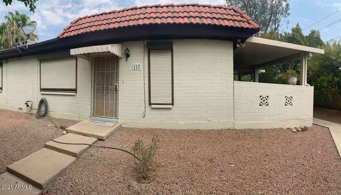 1916 W MORNINGSIDE Drive #117, Phoenix, AZ, 85023,