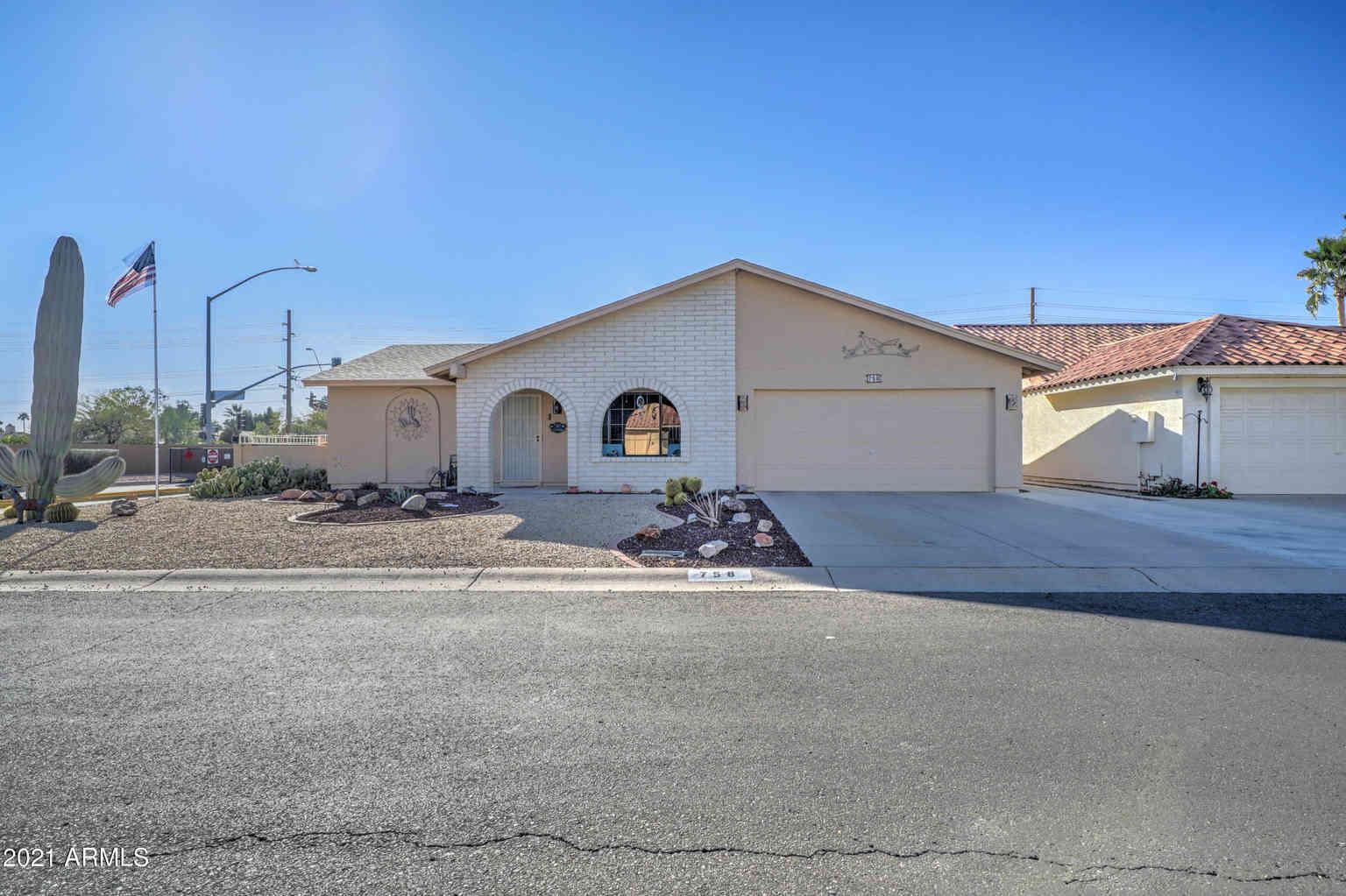 758 S 76TH Place, Mesa, AZ, 85208,
