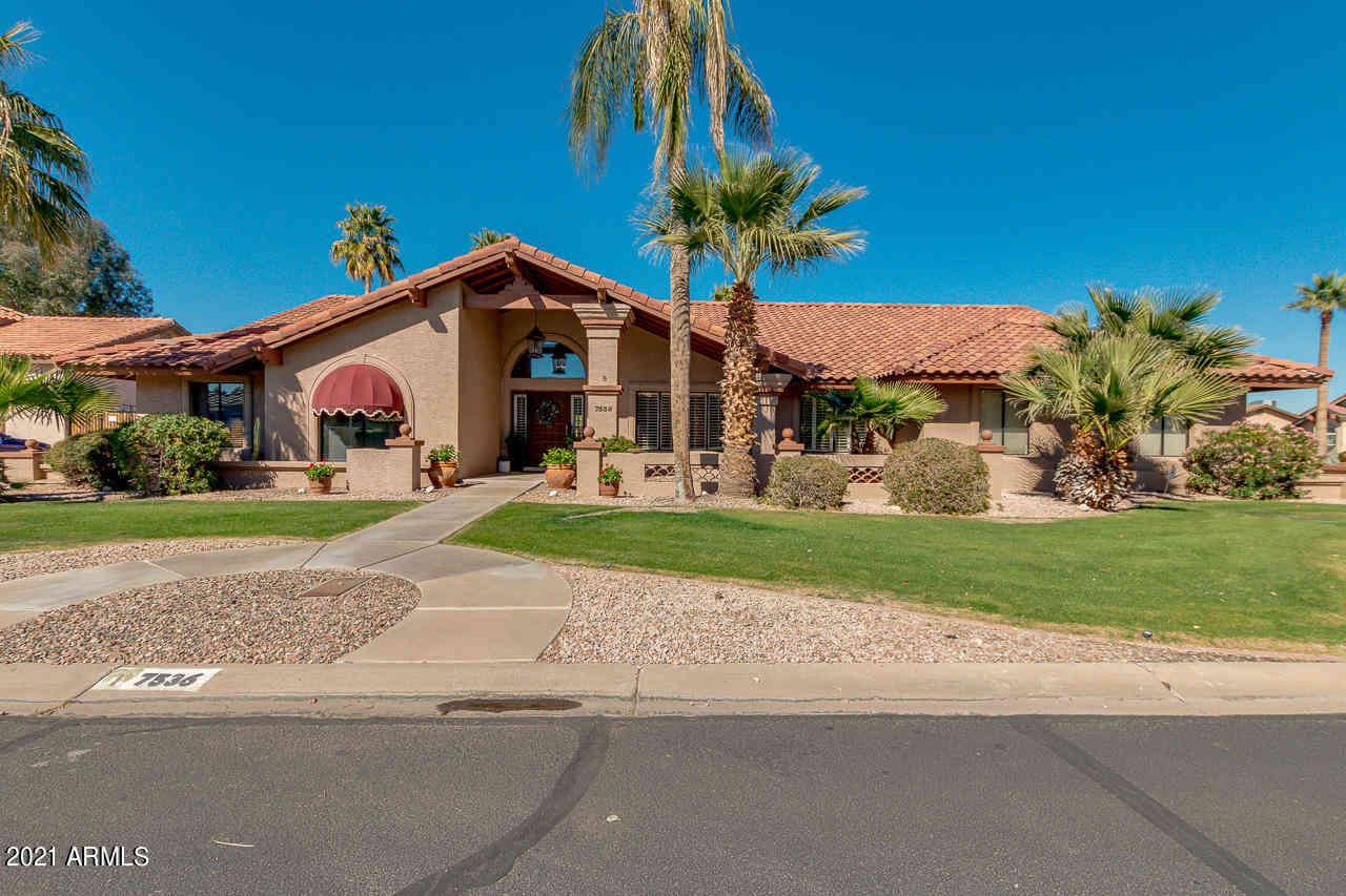 7536 W LIBBY Street, Glendale, AZ, 85308,