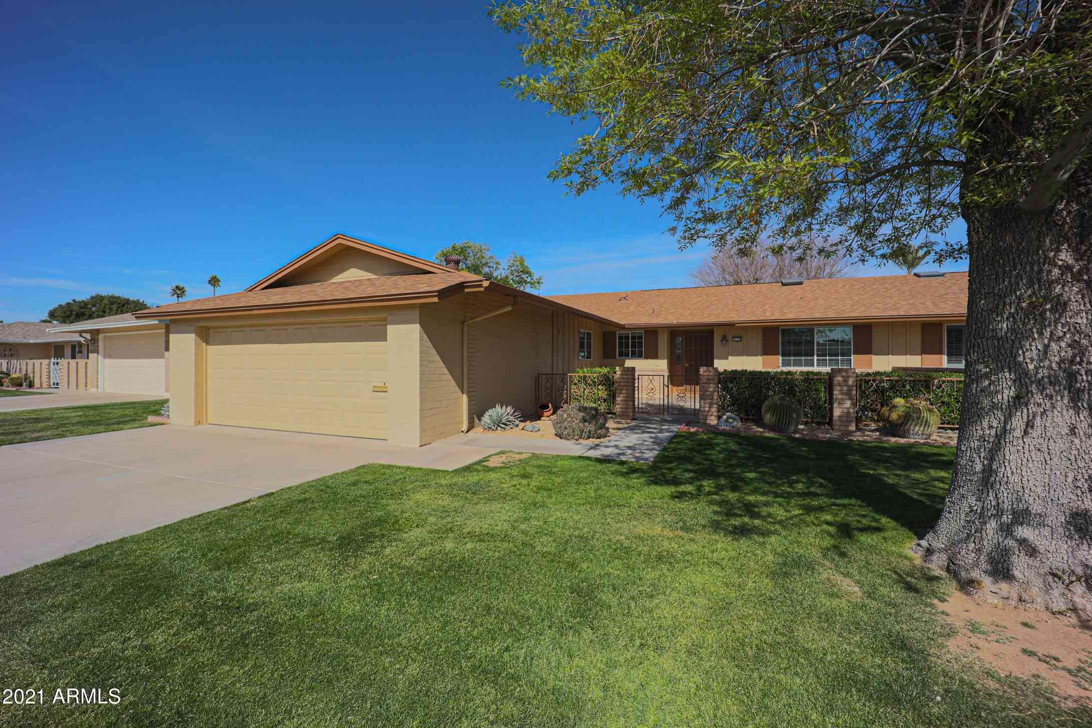 11116 W CAMEO Drive, Sun City, AZ, 85351,
