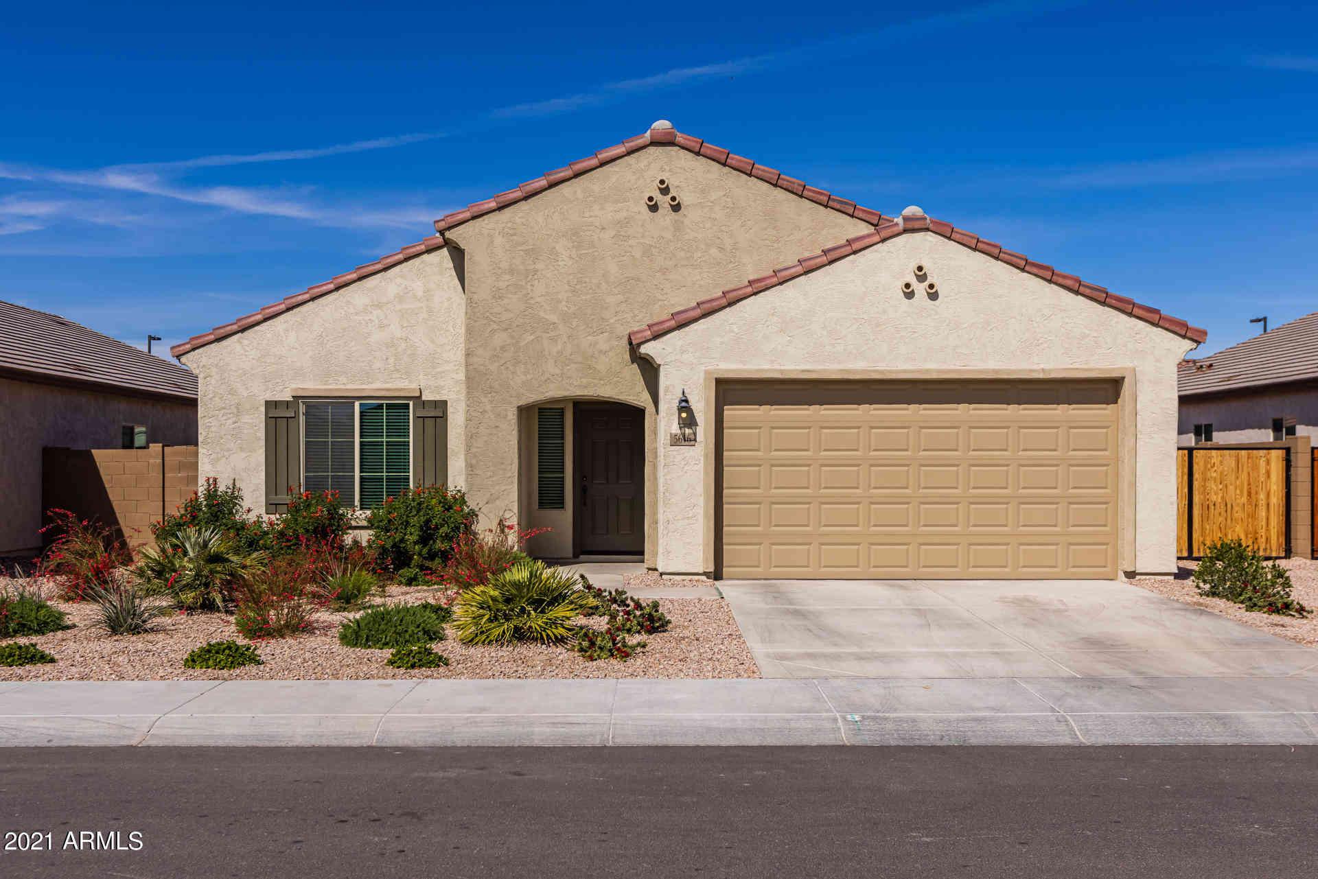5616 W PATRIOT Way, Florence, AZ, 85132,