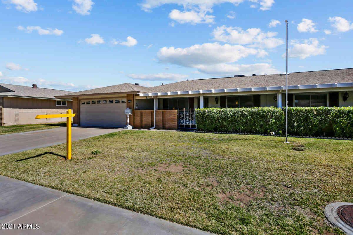 10608 W ROUNDELAY Circle, Sun City, AZ, 85351,