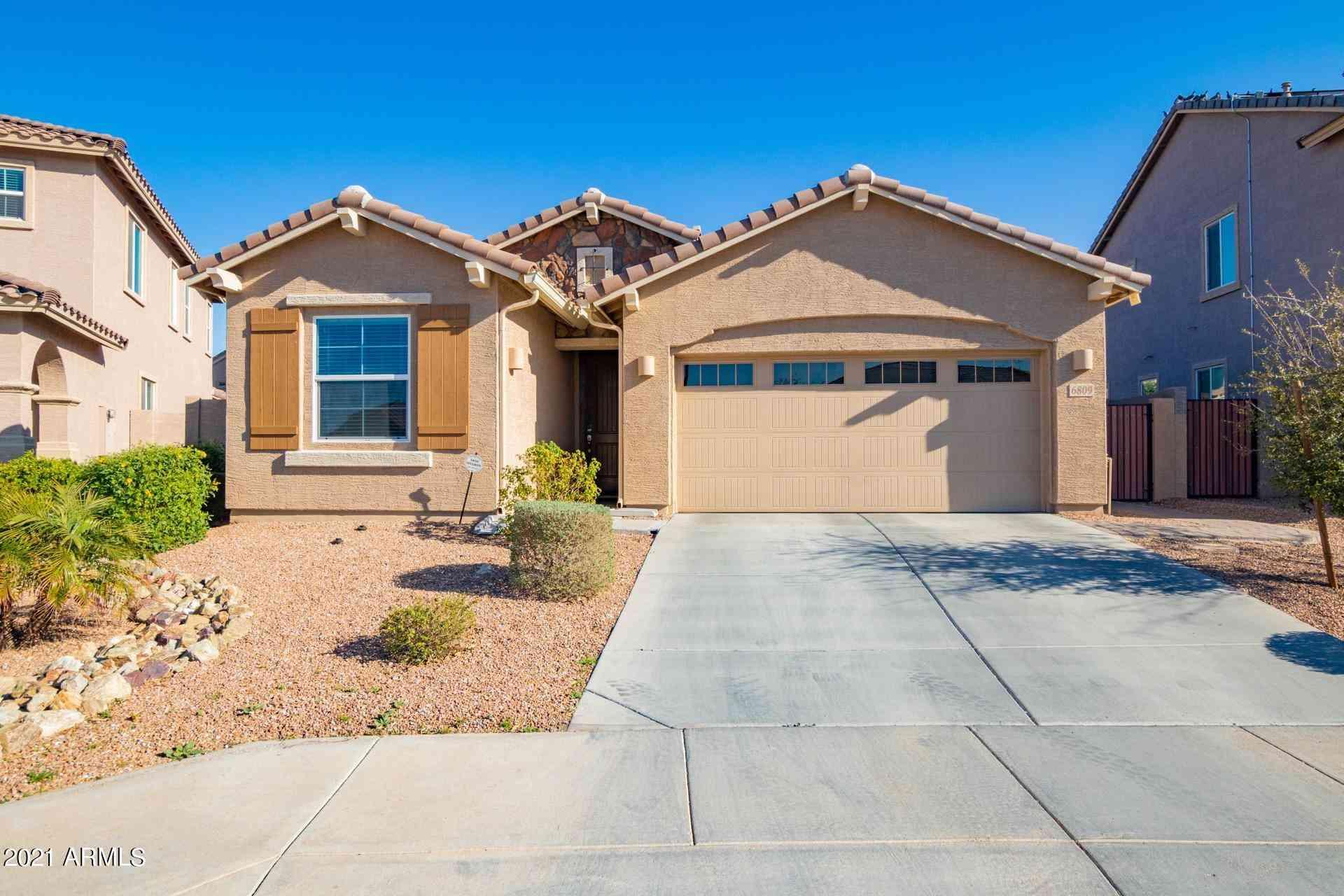 6809 N 130TH Drive, Glendale, AZ, 85307,