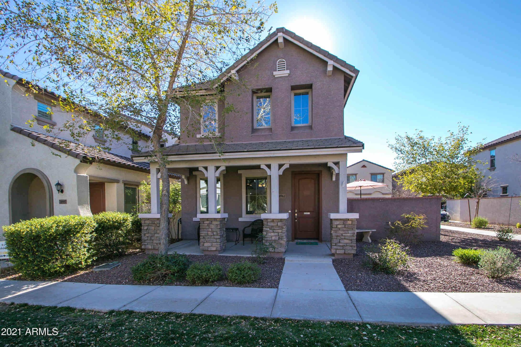 20961 W HAMILTON Street, Buckeye, AZ, 85396,