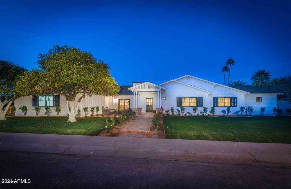 6402 E CALLE ROSA --, Scottsdale, AZ, 85251,