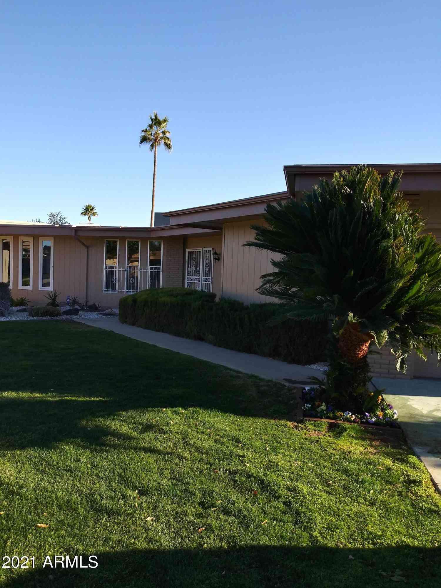 10633 W HUTTON Drive, Sun City, AZ, 85351,