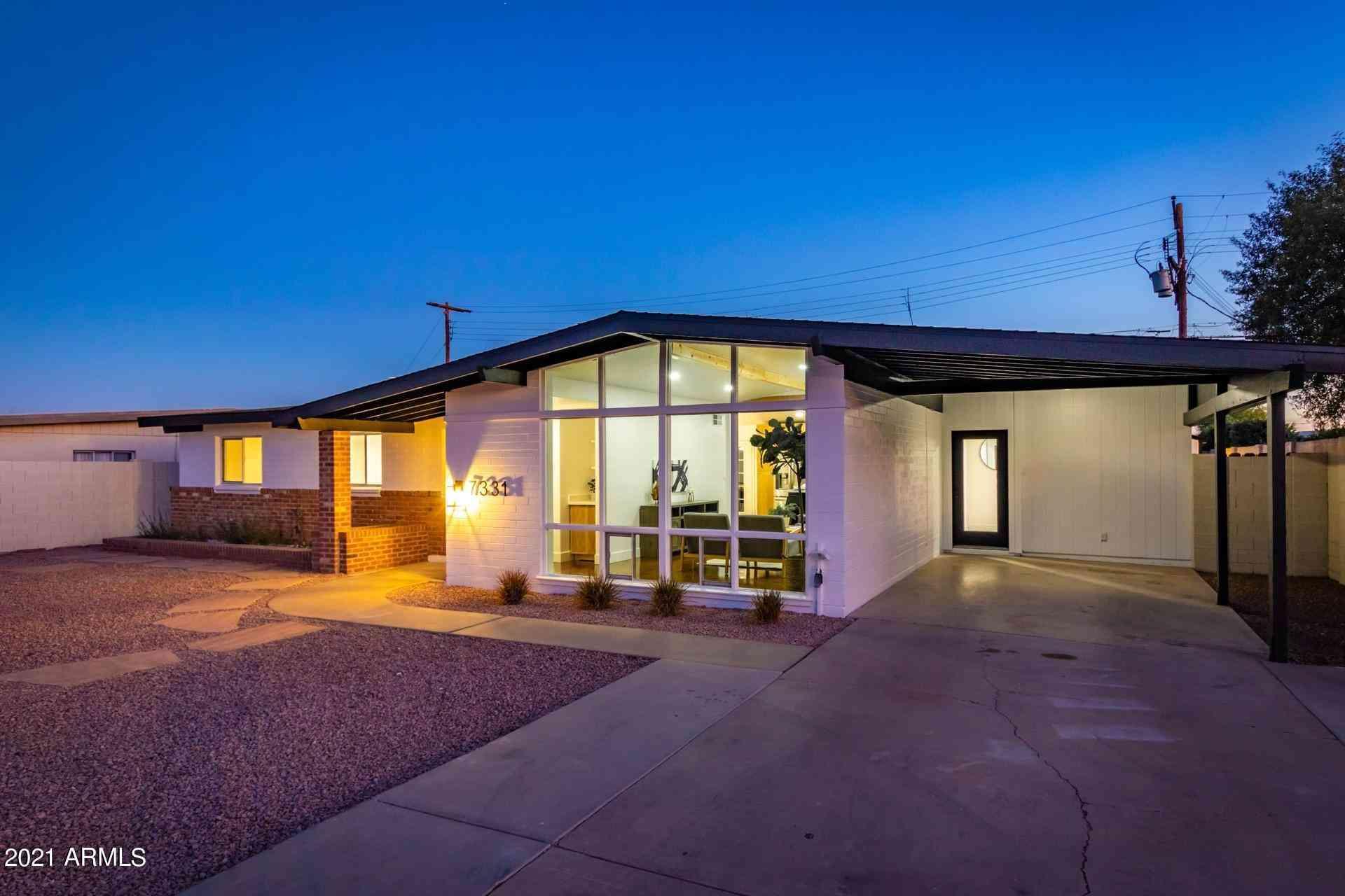 7331 E OAK Street, Scottsdale, AZ, 85257,