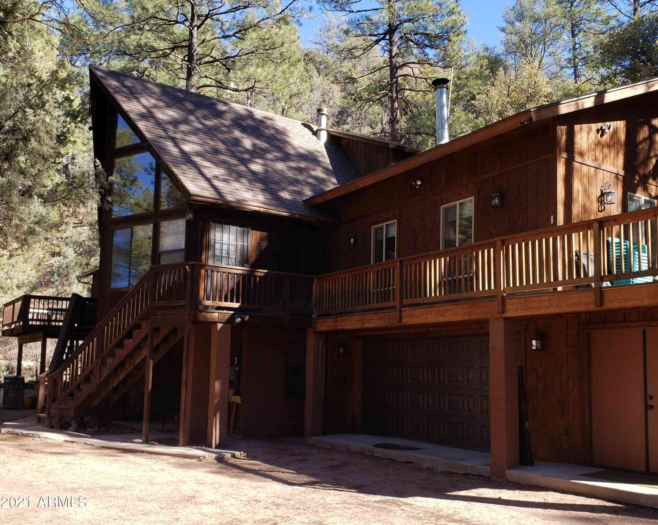 197 S Freds Road, Young, AZ, 85554,