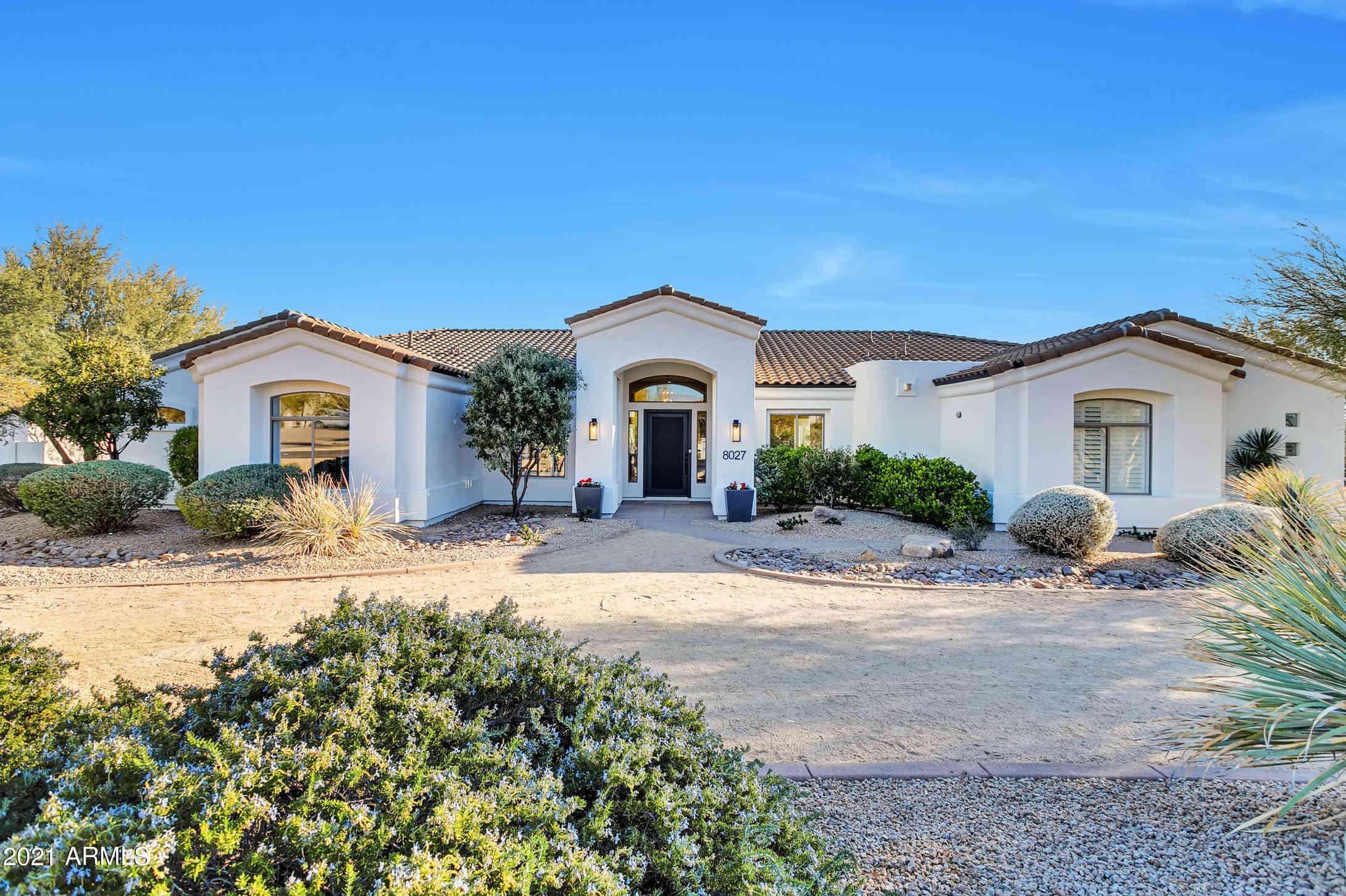8027 E JUAN TABO Road, Scottsdale, AZ, 85255,