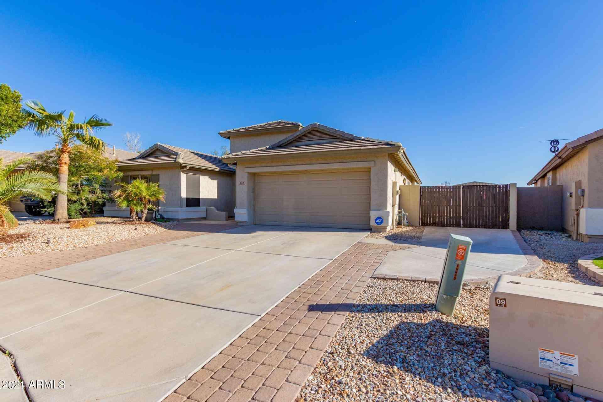 6615 W KRISTAL Way, Glendale, AZ, 85308,