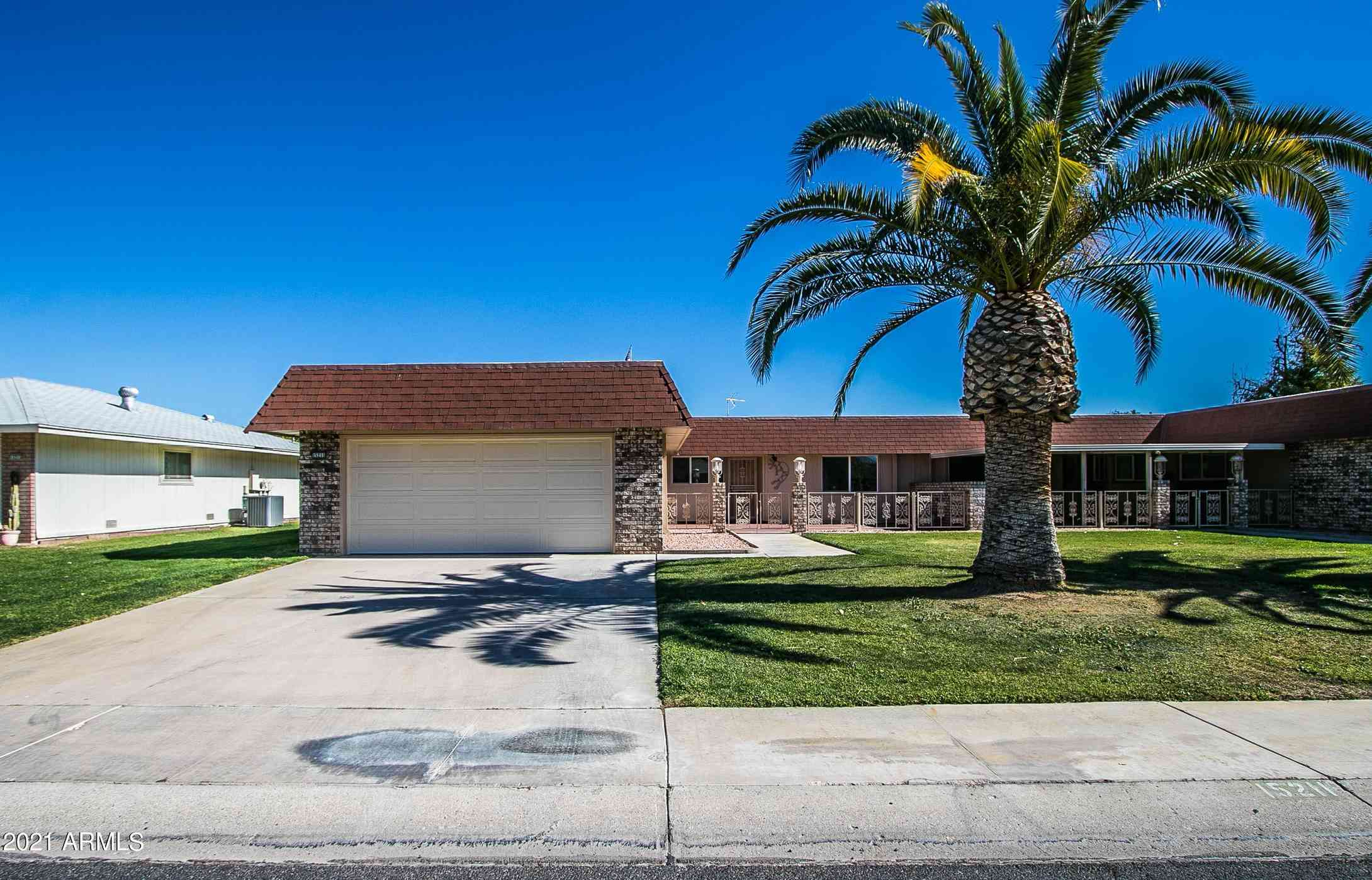 15211 N DESERT ROSE Drive, Sun City, AZ, 85351,