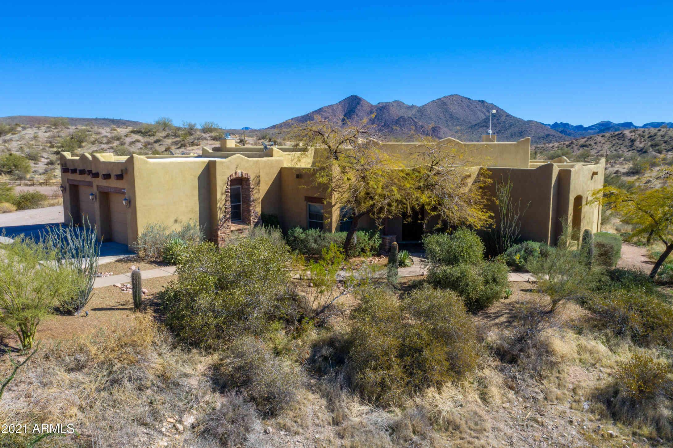 13431 N BLUE COYOTE Trail, Fort Mc Dowell, AZ, 85264,