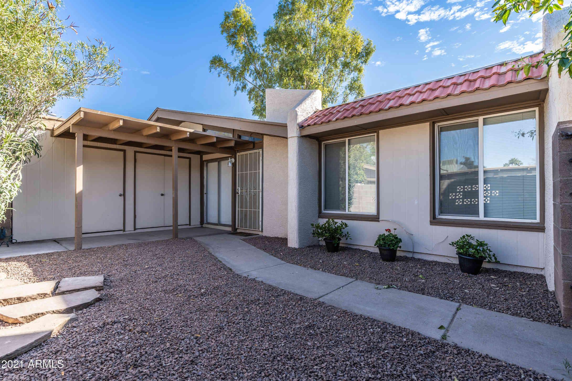 555 N MAY Street #20, Mesa, AZ, 85201,