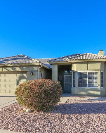 9134 E CRYSTAL Drive Sun Lakes, AZ, 85248