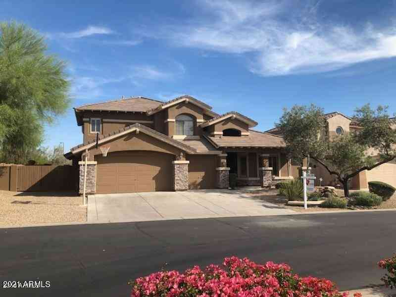 5521 E CALLE DEL SOL --, Cave Creek, AZ, 85331,