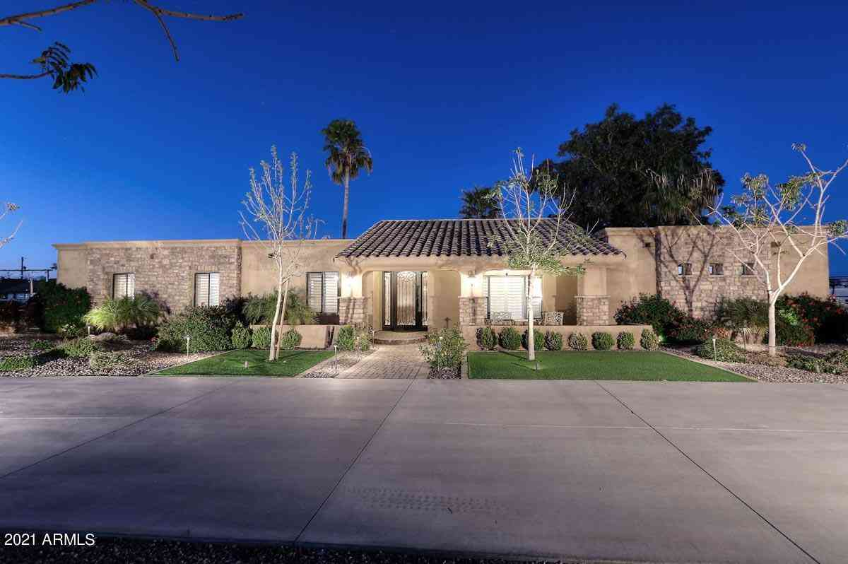 23449 S VIA DEL ARROYO --, Queen Creek, AZ, 85142,