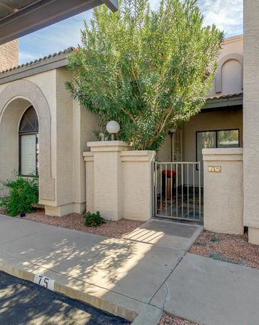1718 S LONGMORE Street #75 Mesa, AZ, 85202