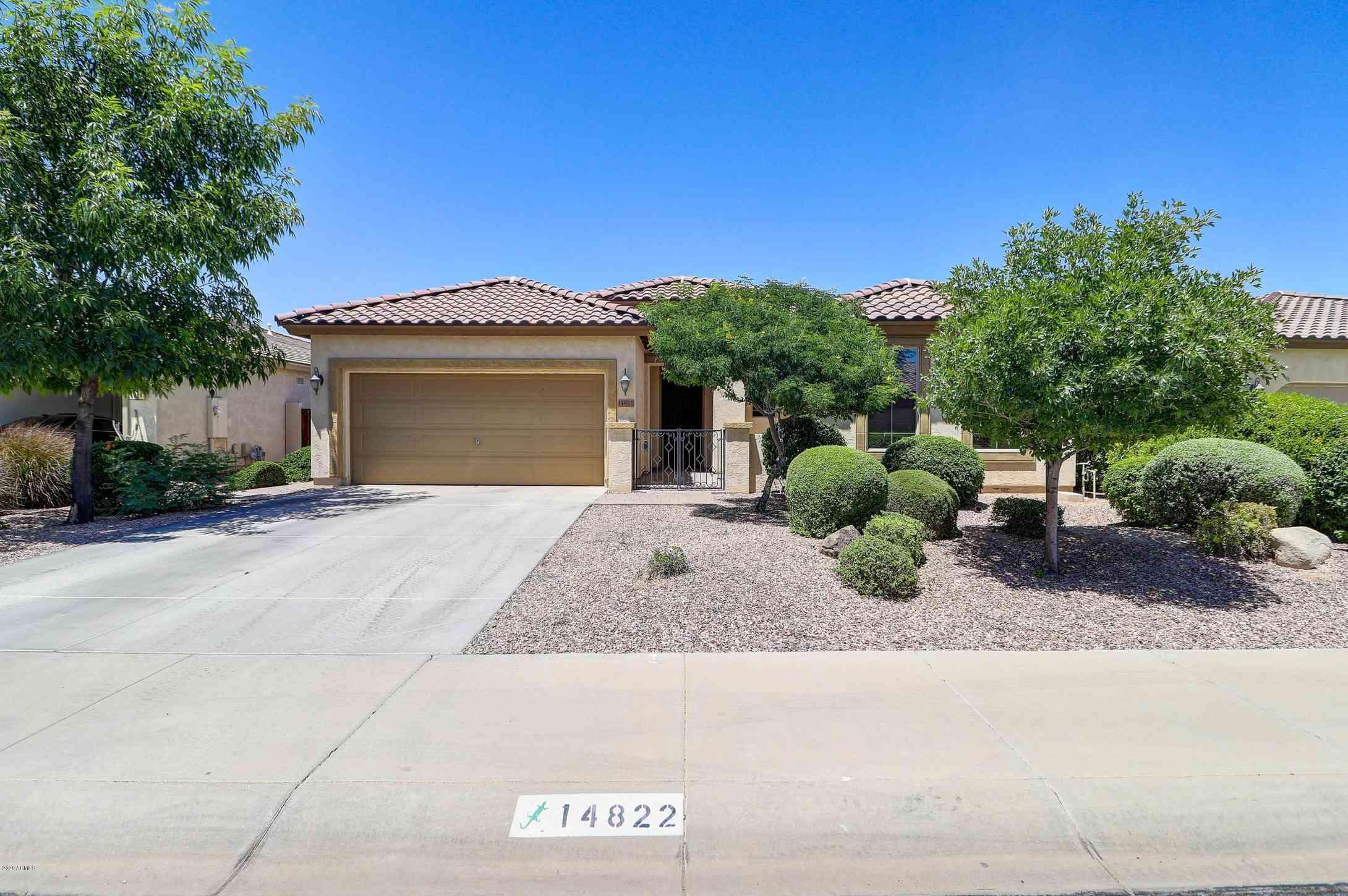 14822 W LUNA Drive S, Litchfield Park, AZ, 85340,