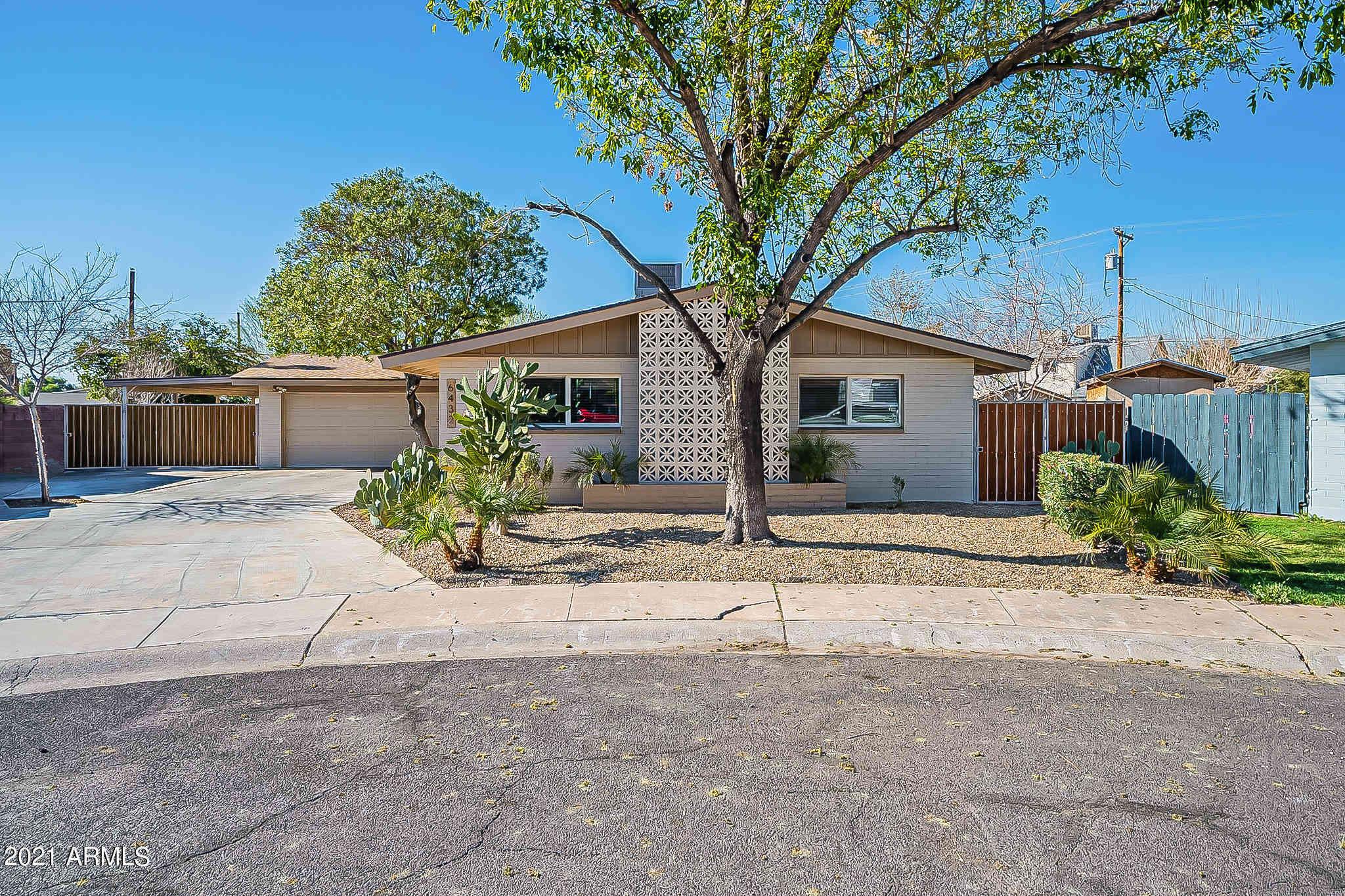 6432 N 44TH Avenue, Glendale, AZ, 85301,