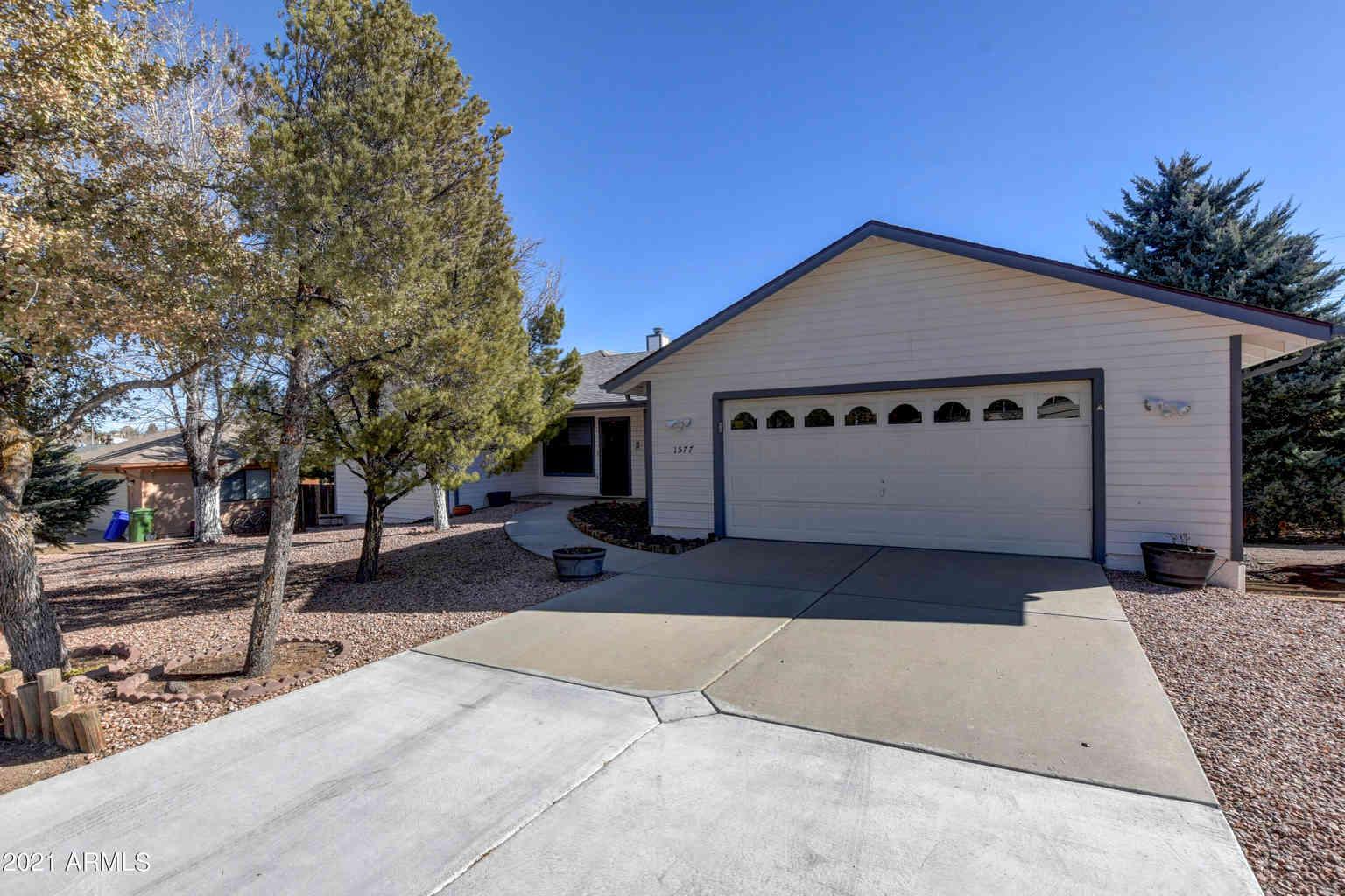 1577 CIMARRON Drive, Prescott, AZ, 86301,