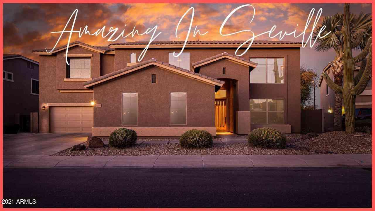 3724 E LAFAYETTE Avenue, Gilbert, AZ, 85298,