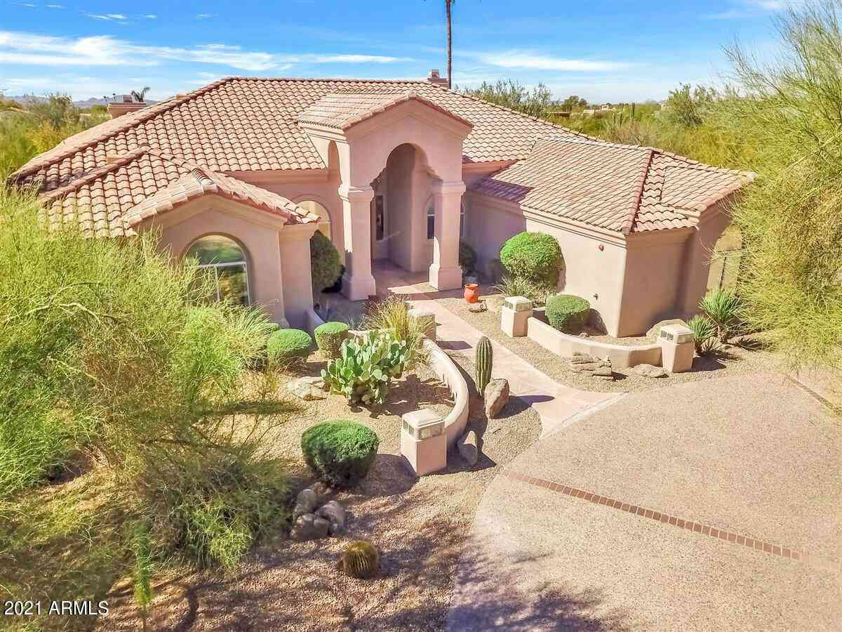 24648 N 87TH Street, Scottsdale, AZ, 85255,
