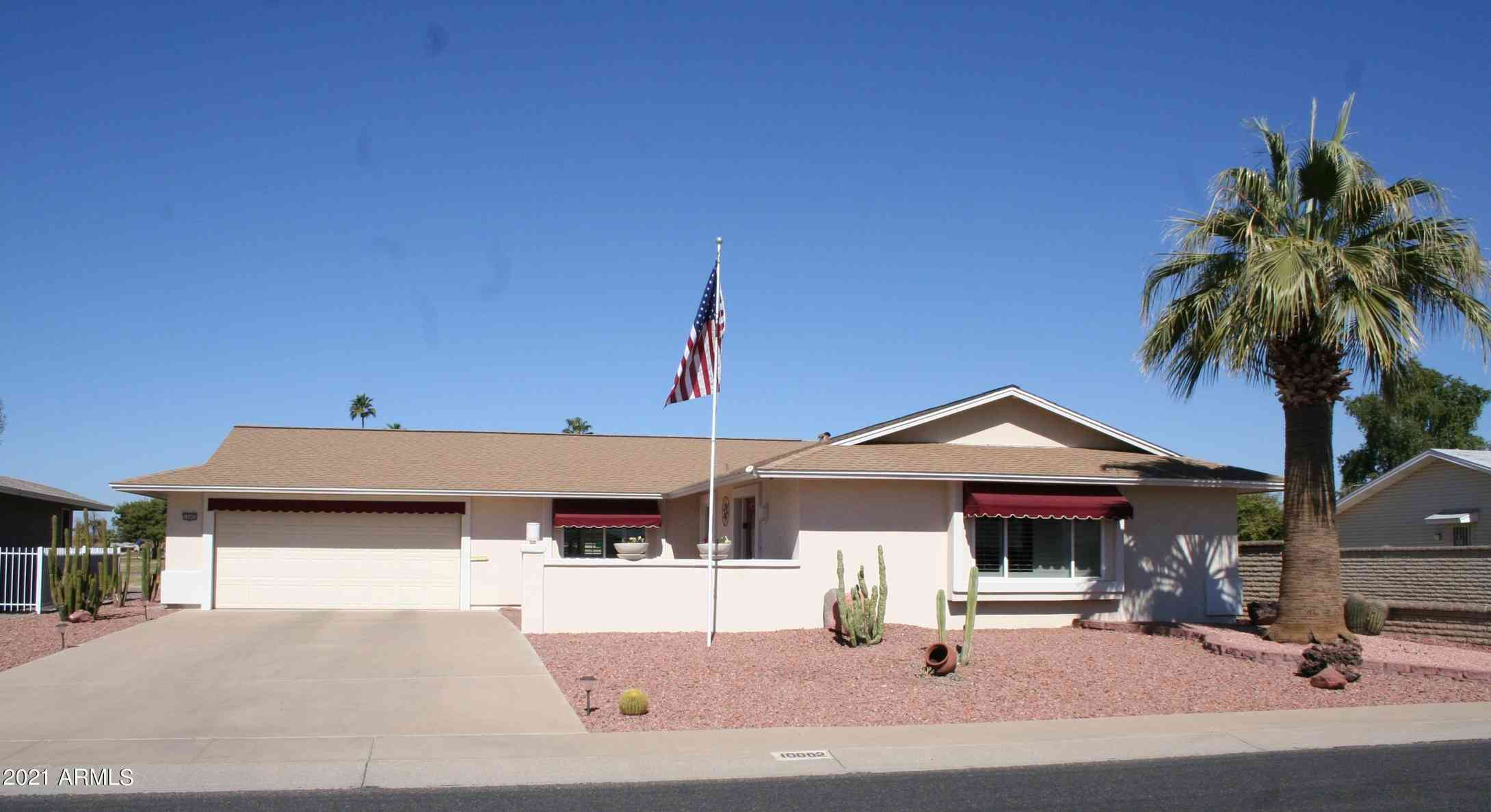 10002 W DESERT ROCK Drive, Sun City, AZ, 85351,