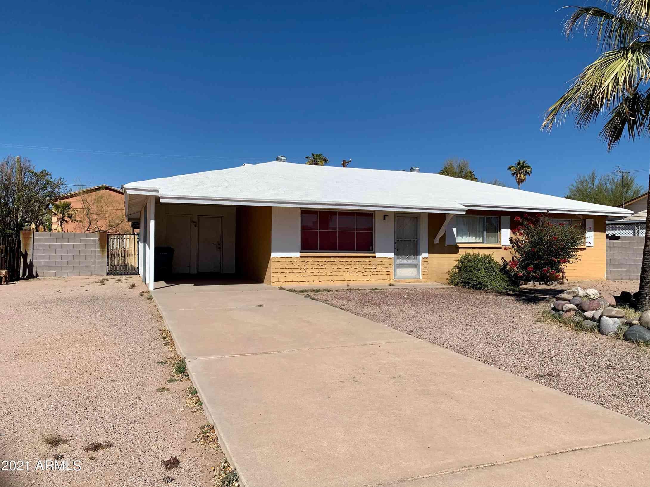 520 E DESERT Avenue, Apache Junction, AZ, 85119,