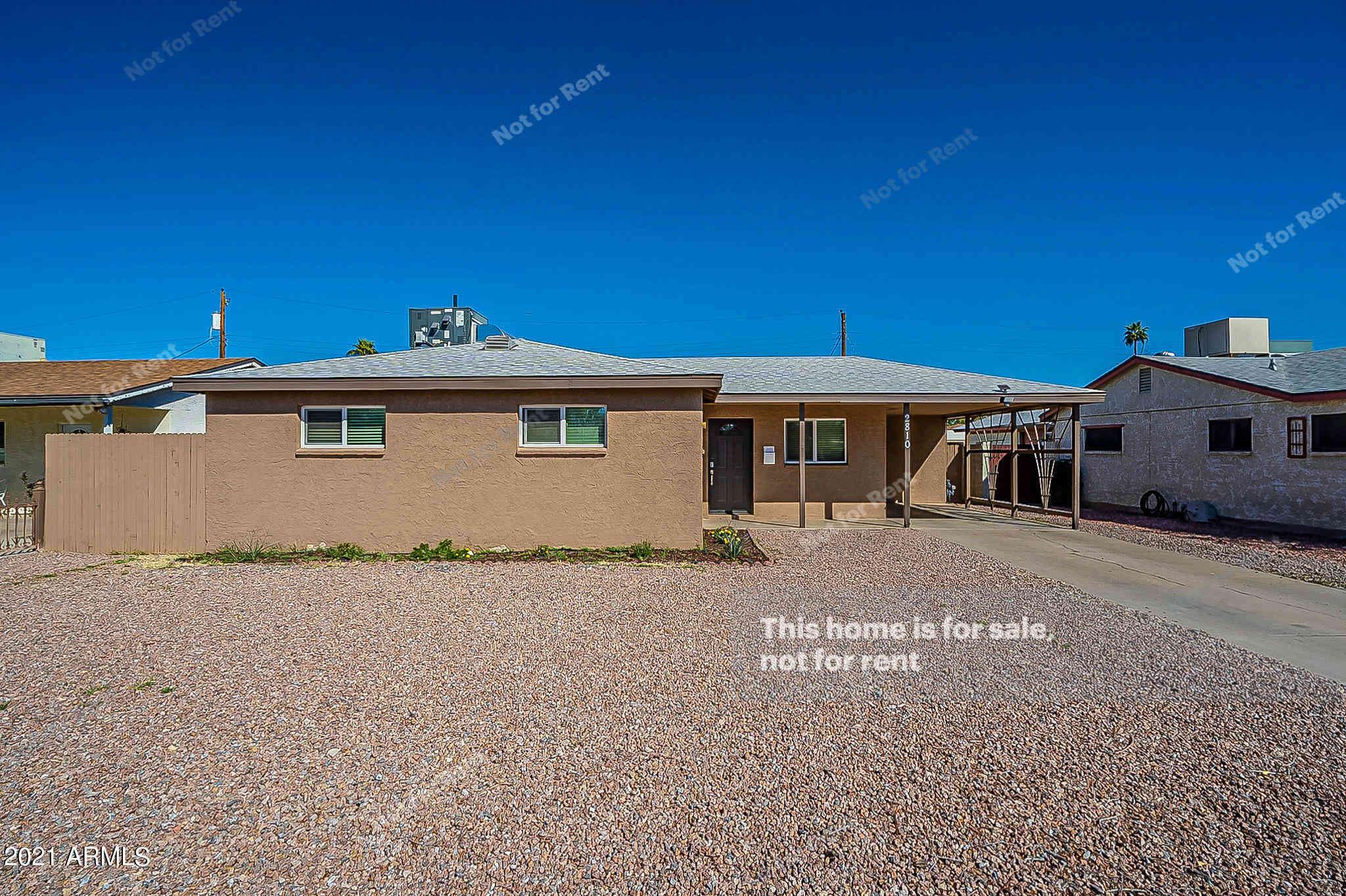 2810 W COOLIDGE Street, Phoenix, AZ, 85017,