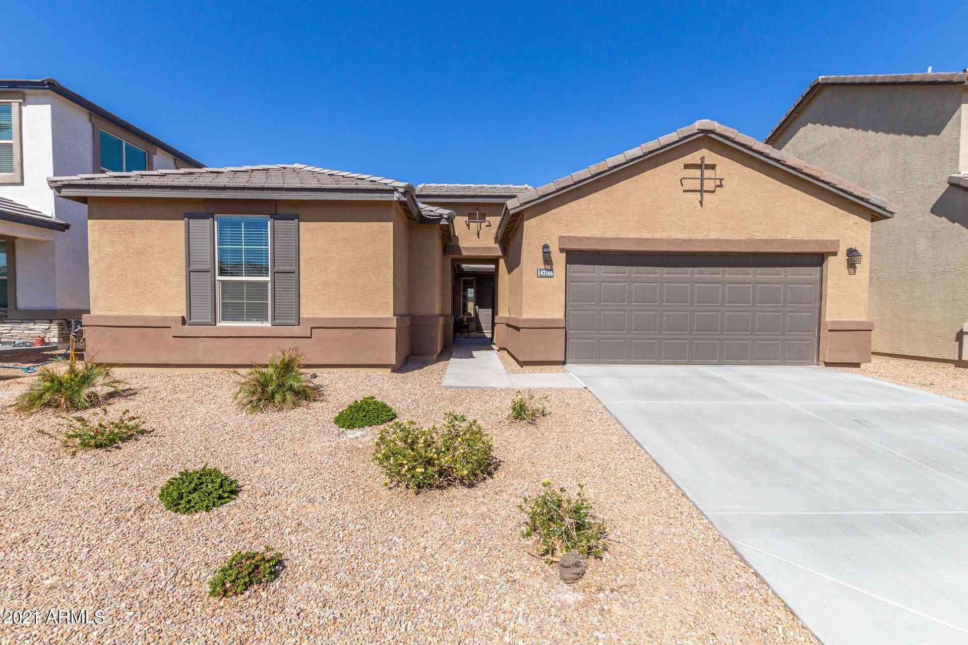 42166 W SANTA FE Street, Maricopa, AZ, 85138,