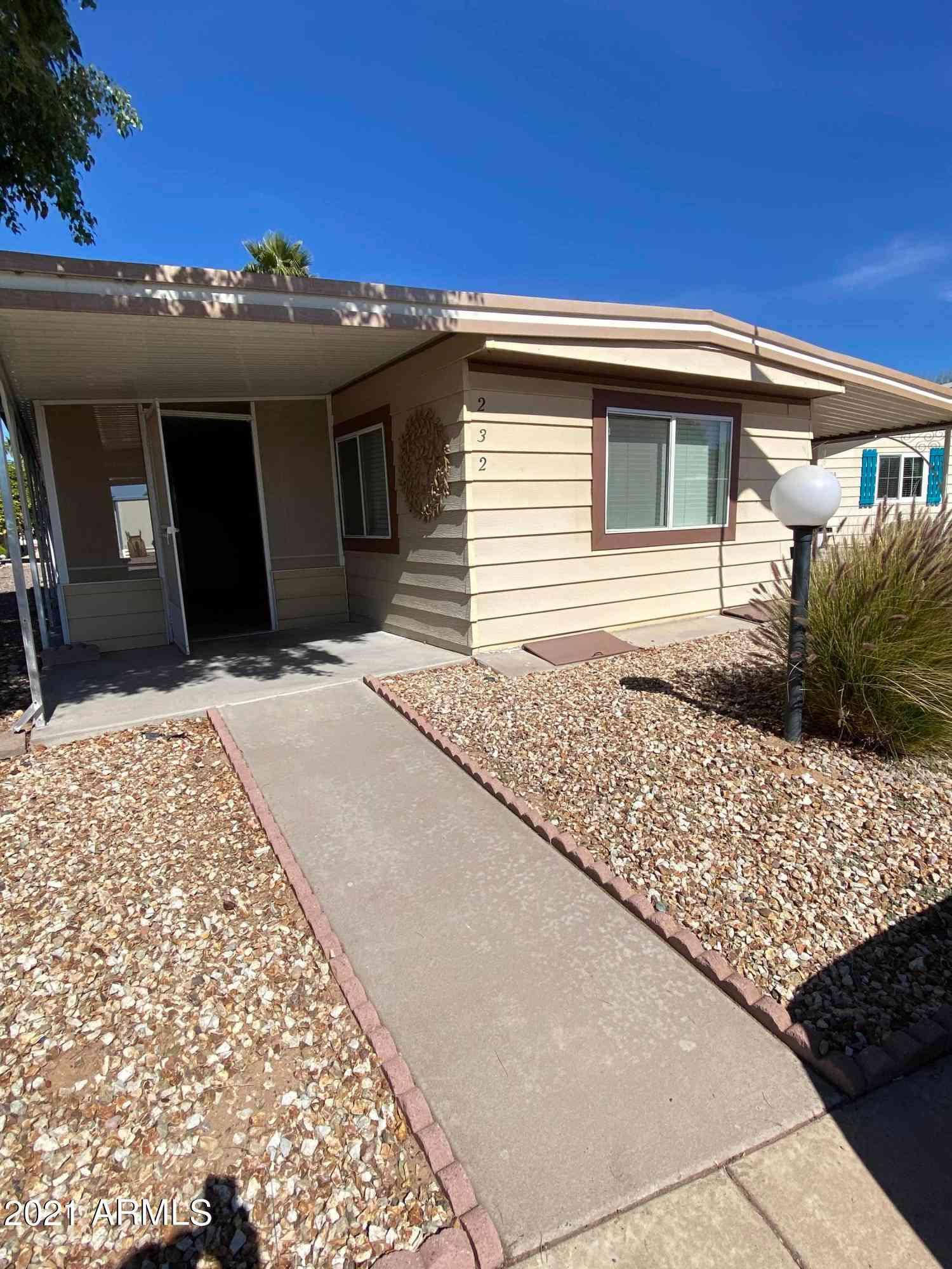 8103 E SOUTHERN Avenue #232, Mesa, AZ, 85209,