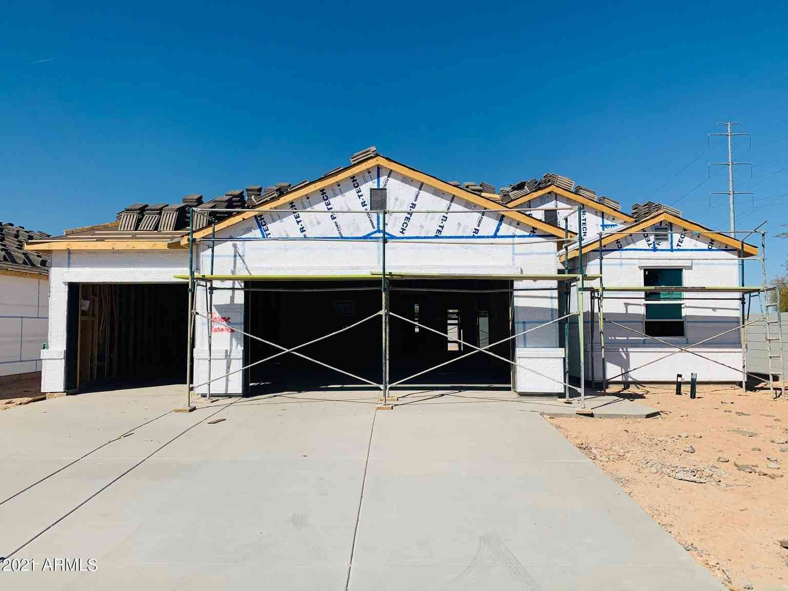 4516 W CINNAMON Avenue, Coolidge, AZ, 85128,