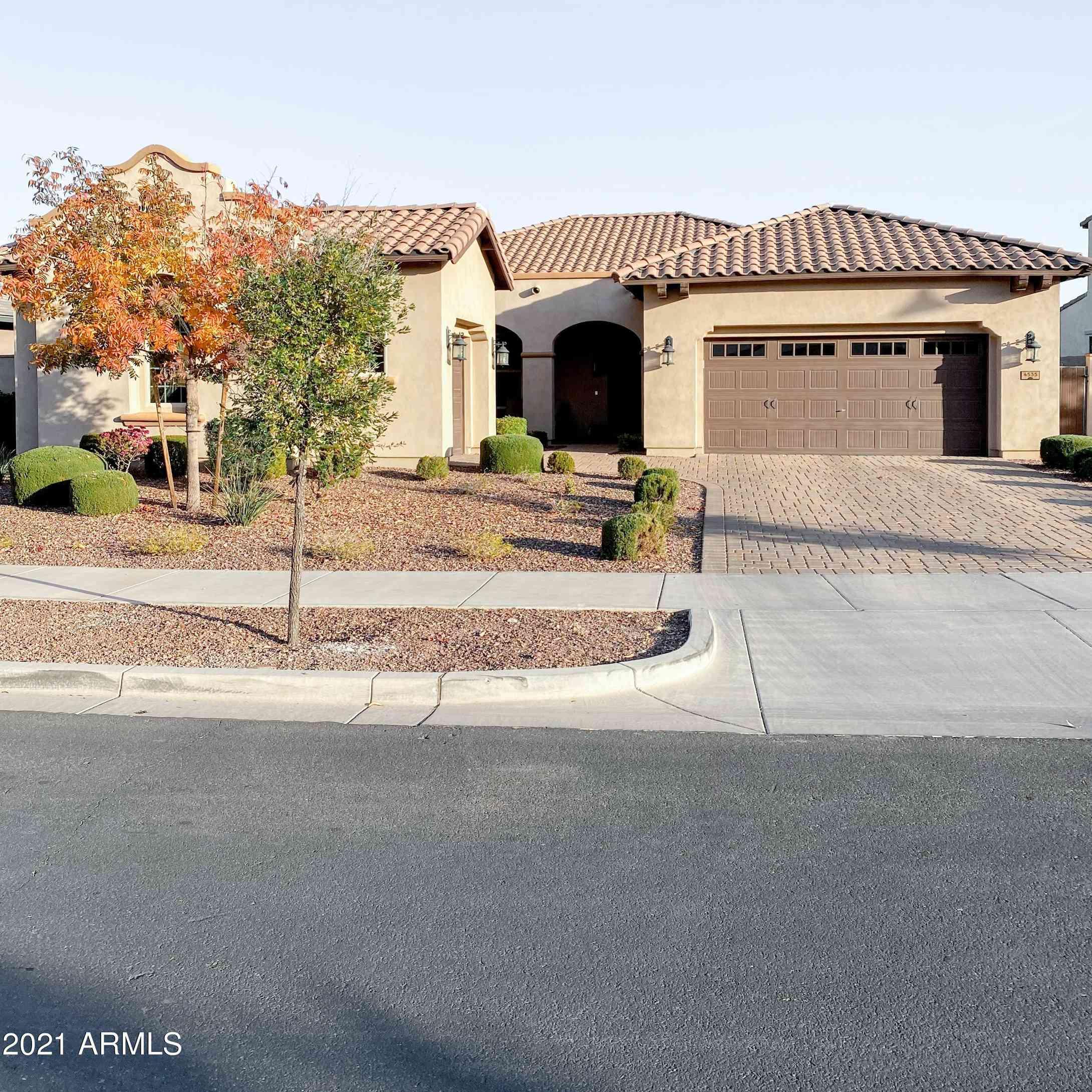 4535 N ARBOR Way, Buckeye, AZ, 85396,