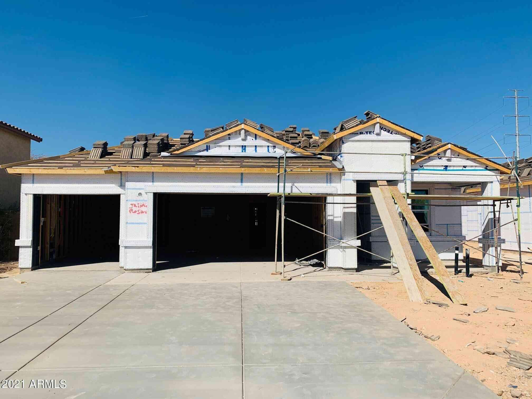 4522 W CINNAMON Avenue, Coolidge, AZ, 85128,
